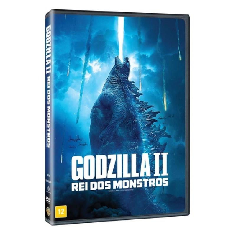 Godzilla 2 Rei Dos Monstros