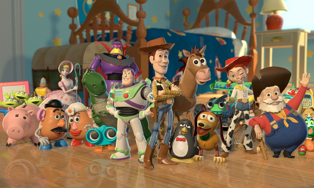 Blu-ray - Toy Story 2 3D (Somente 3D)