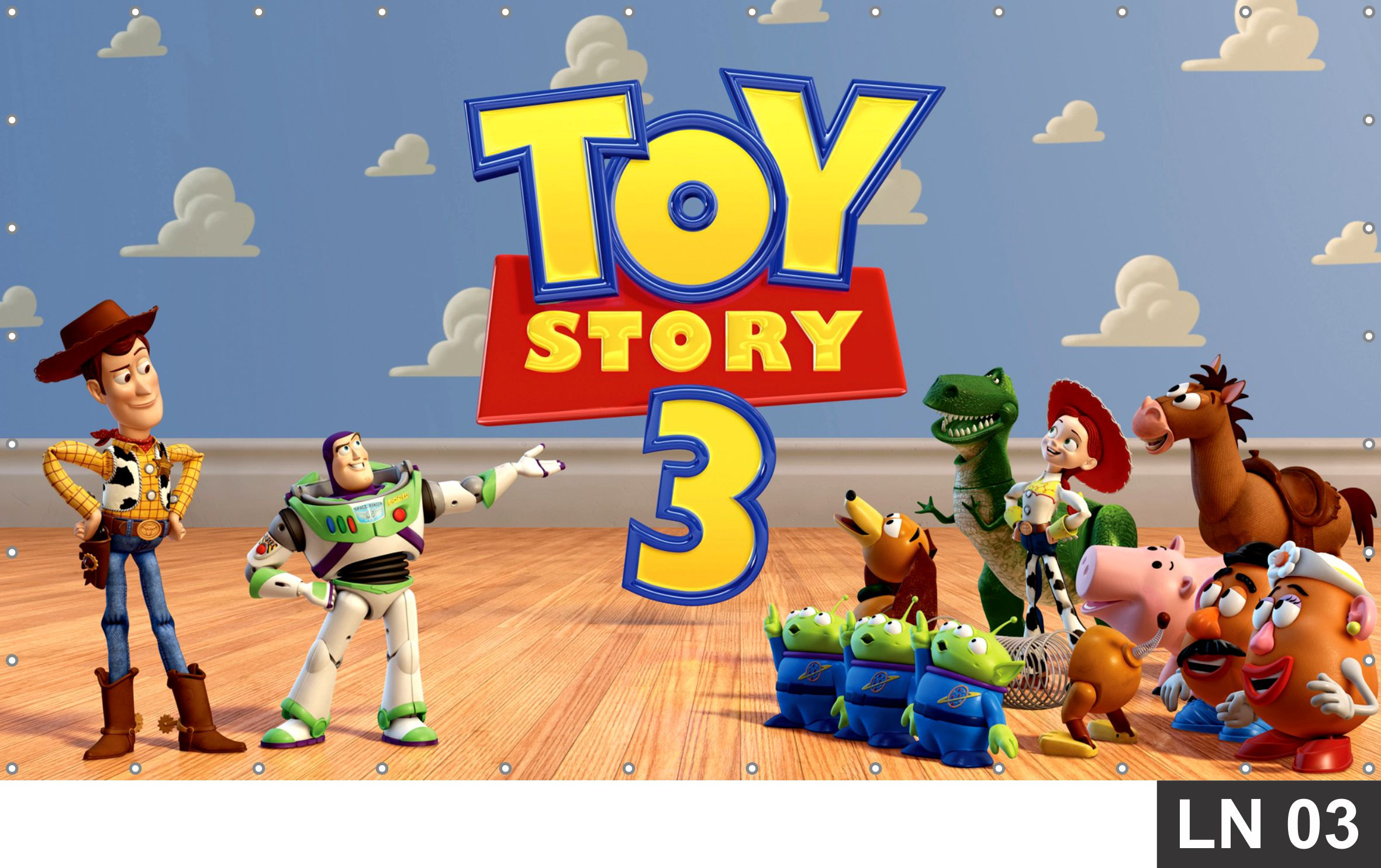 Blu-ray - Toy STory 3 - 3D (Somente 3D)