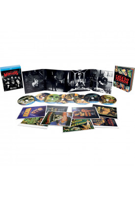 Blu-ray - Monsters - The Essential Colection (8 Filmes)