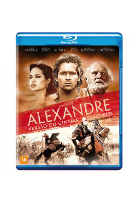 Blu-ray - Alexandre - Versão do Cinema