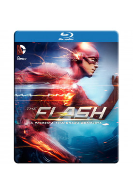 Blu-ray - The Flash - 1ª Temporada Completa