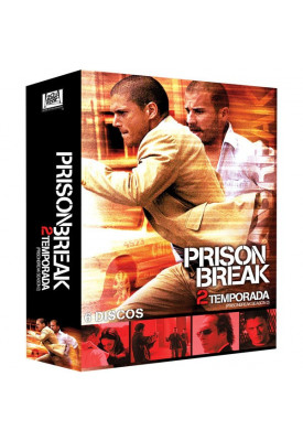 Prison Break - 2ª Temporada Completa