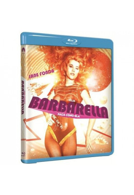 Blu-ray - Barbarela