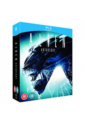 Blu-ray - Alien - Anthology (4 Filmes)