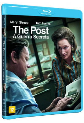 Blu-ray - The Post - A Guerra Secreta