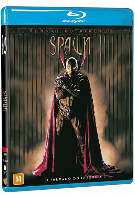 Blu-ray - Spawn - O Soldado do Inferno - Versão do Diretor