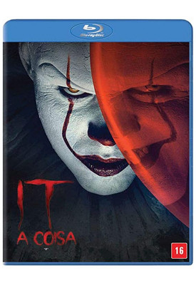 Blu-ray - IT - A Coisa - Capítulo 1