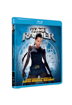 Blu-ray - Tomb Raider