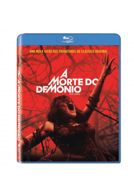 Blu-ray - A Morte do Demônio