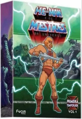 He-Man e os Mestres do Universo - 1ª Temporada - Volume 1