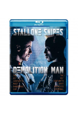 Blu-ray - Demolidor (Sylvester Stallone - Wesley Sinpes)