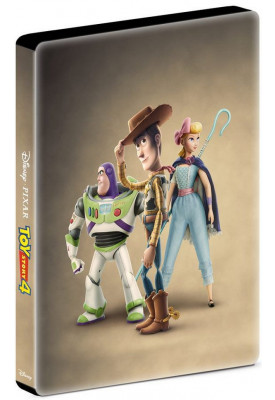 Blu-ray - Toy Story 4 (Steelbook)