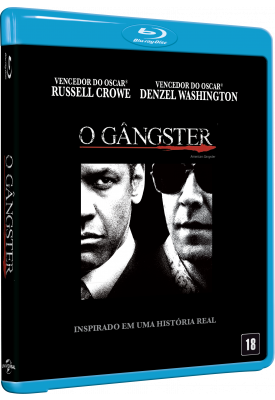 Blu-ray - O Gângster (Exclusivo)