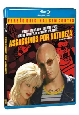 Blu-ray - Assassinos Por Natureza