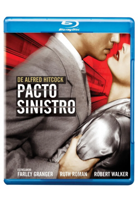 Blu-ray - Pacto Sinistro (Alfred Hitchcock)