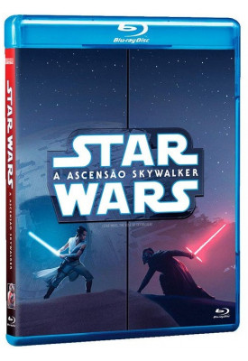 Blu-ray - Star Wars - A Ascensão Skywalker