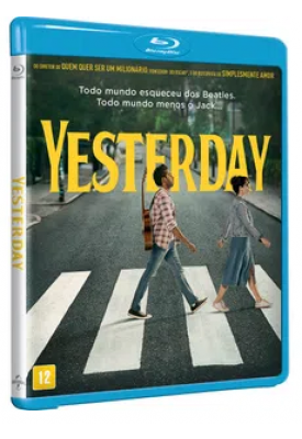 Blu-ray - Yesterday