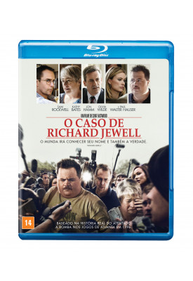 Blu-ray - O Caso Richard Jewell (Clint Eastwood)