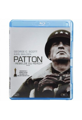 Blu-ray - Patton - Rebelde ou Herói?
