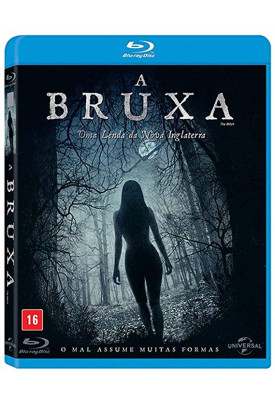 Blu-ray - A Bruxa (Exclusivo)