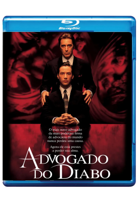 Blu-ray - Advogado do Diabo