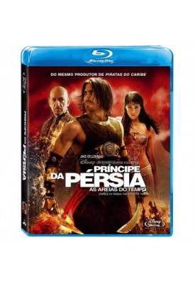 Blu-ray - Príncipe da Pérsia - As Areias do Tempo