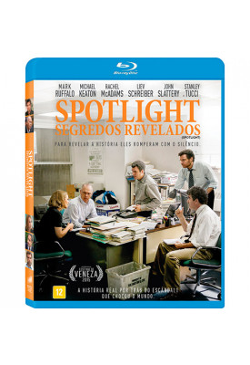 Blu-ray - Spotlight - Segredos Revelados