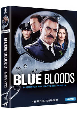 Blue Bloods - 3ª Temporada Completa
