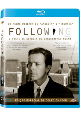 Blu-ray - Following (Nolan)