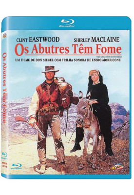Blu-ray - Os Abutres Tem Fome (Clint Eastwood)