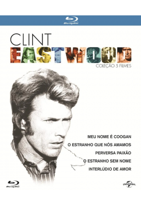 Blu-ray - Clint Eastwood (5 Filmes)