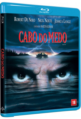 Blu-ray - O Cabo do Medo