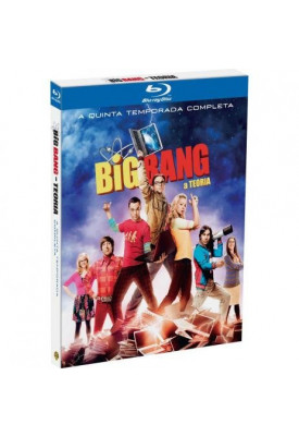 Blu-ray - The Big Bang Theory - 5ª Temporada Completa