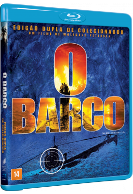 Blu-ray - O Barco - Inferno no Mar - DUPLO (Exclusivo)