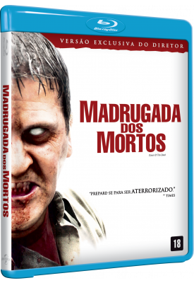 Blu-ray - Madrugadas dos Mortos (Exclusivo)