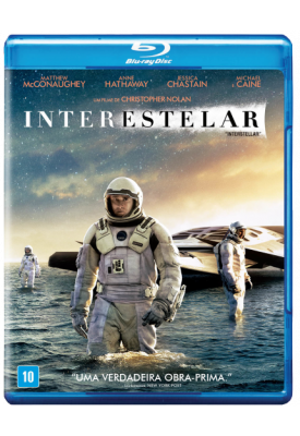 Blu-ray - Interestelar