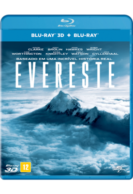 Blu-ray - Everest (3D + 2D)