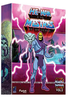 He-Man e os Mestres do Universo - 1ª Temporada - Volume 2