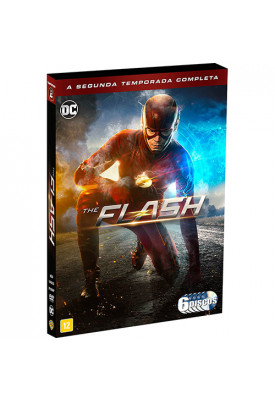 The Flash - 2ª Temporada Completa (Com luva)