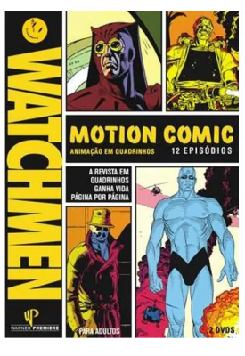 Watchmen - Motion Comic (DUPLO)
