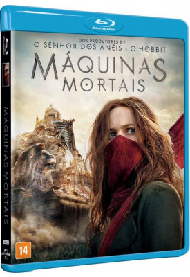 Blu-ray - Máquinas Mortais