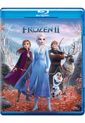 Blu-ray - Frozen 2