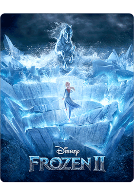 Blu-ray - Frozen 2 (Steelbook)