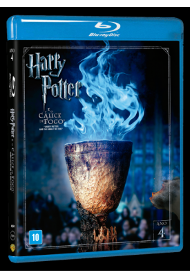 Blu-ray - Harry Potter e a Cálice de Fogo (DUPLO)