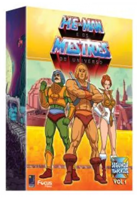 He-Man e os Mestres do Universo - 2ª Temporada - Volume 1