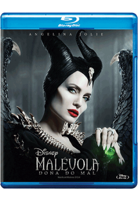 Blu-ray - Malévola - Dona do Mal