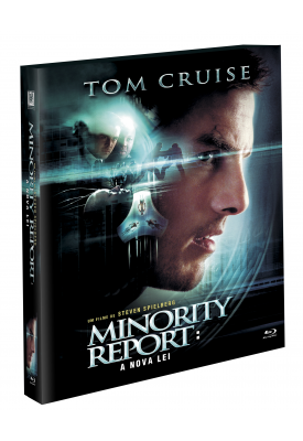 Blu-ray - Minority Report - A Nova Lei  (Exclusivo)