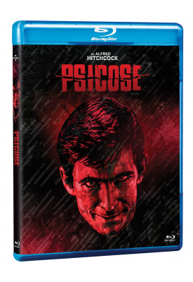 Blu-ray - Psicose - (Exclusivo) - Alfred Hitchcock