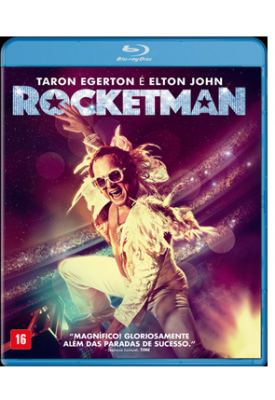 Blu-ray - Rocketman